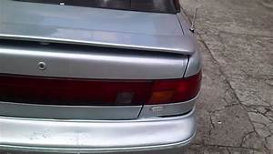 Kia Sephia Gtx 1 5 16v  Motor  Mp4