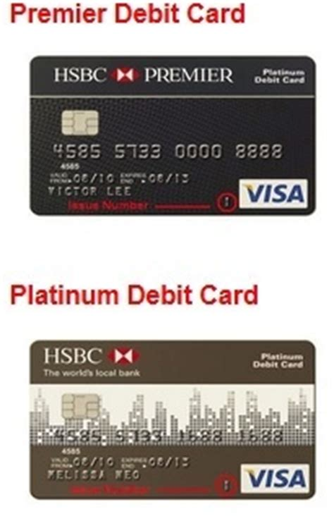 si e social hsbc where is the issue number on a visa debit card quora