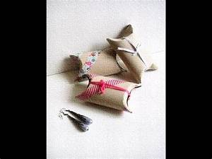 Pochette Cadeau Papier : tutoriel pochette cadeau recycl de rouleau de papier ~ Teatrodelosmanantiales.com Idées de Décoration