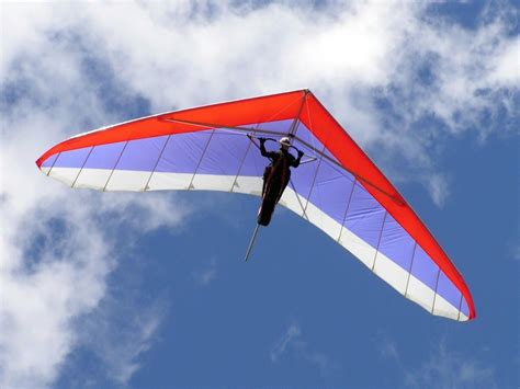 Photo Hang glider : FUNKY (Seedwings Europe)