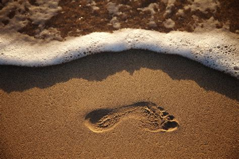 What Will Be Your Leadership Footprint?  The Upwards Leader