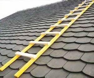 Echelle De Toit : echelle de toit confort en bois de 3m50 ~ Edinachiropracticcenter.com Idées de Décoration