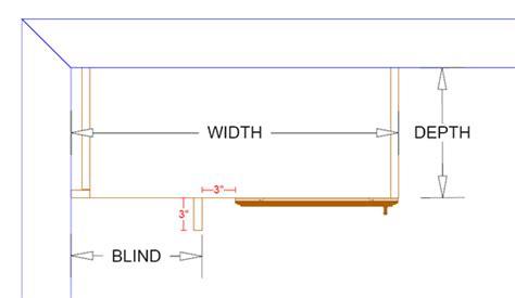 blind corner kitchen cabinet dimensions 1 door blind corner wall cabinet