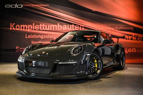 Modifikasi Porsche 911 by Porsche 991 Gt3 Rs Edo Competition
