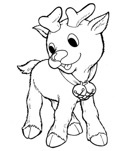 rudolph reindeer coloring pages disney coloring pages