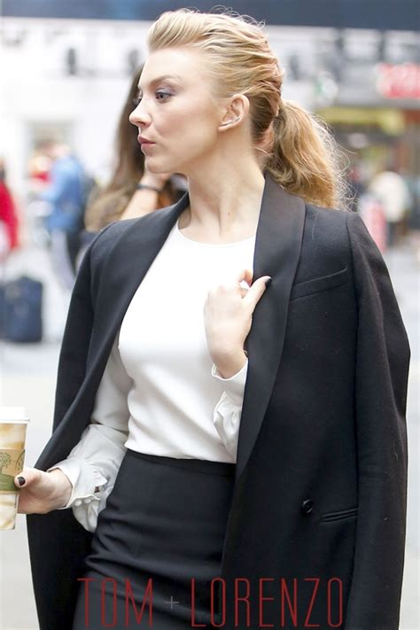 Natalie Dormer Website by Natalie Dormer Out And About In New York City Tom Lorenzo