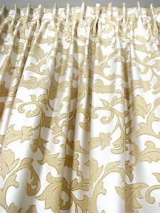 Vorhänge Mit Muster : trendoro 1 vorhang vorhangschal kollektion eccellente creme beige ~ Sanjose-hotels-ca.com Haus und Dekorationen