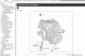 Lexus Rx450h  Gyl25  Repair Manual 2015