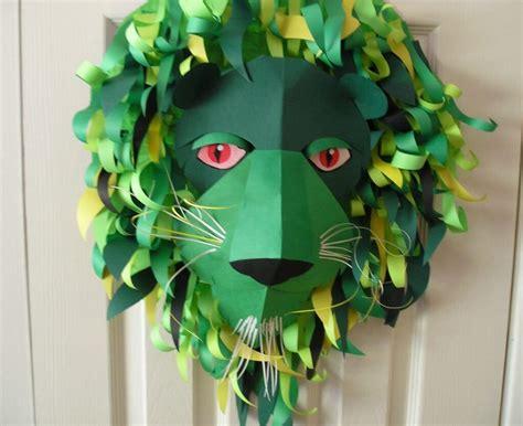 diy simple animal face mask craft ideas  kids  craft