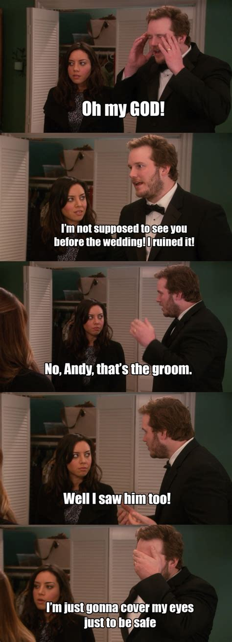 Parks And Recreation Memes - andy has so many great lines in parks and rec meme guy
