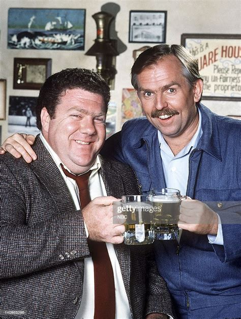 norm cliff cheers wendt ratzenberger george peterson john tv clavin series nbcu bank pictured 8x10 bar
