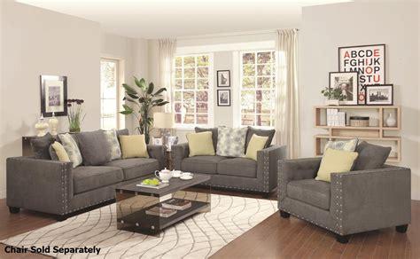 grey sofa and loveseat set kelvington grey fabric reclining sofa and loveseat set