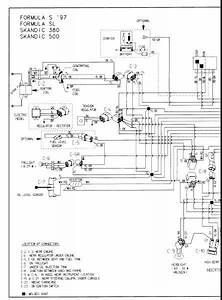 1993 Scandic 503r Wiring Diagram - Skandic    Expedition