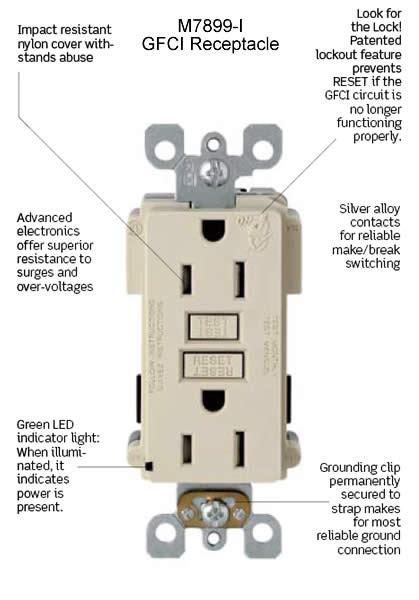 wiring diagram for levitron gfi duplex 43 wiring