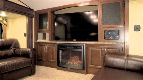 wheel campers  front living rooms zion star