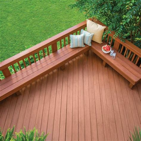 Behr Deck Cleaner Msds by Olympic 174 Premium Stain Deck