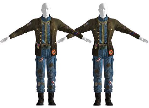fallout 3 jumpsuit fnv boomer jumpsuit