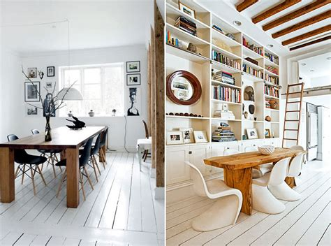 Beautiful White Wood Finishes For Dreamy Interiors