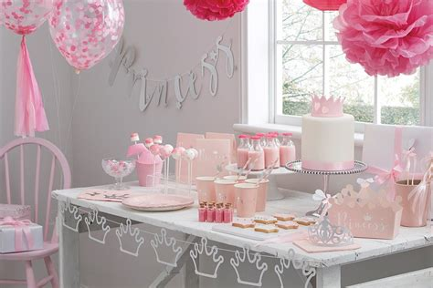 How To Throw A Magical Princess Birthday Party Party