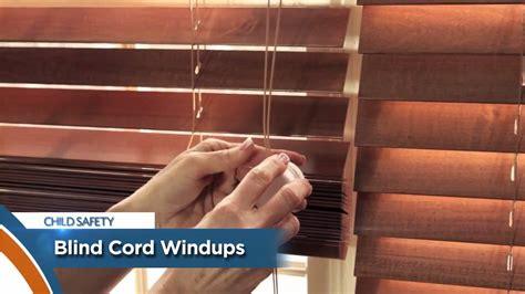 child safety tip dreambaby blind cord wind ups