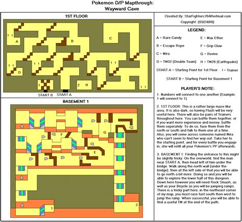 pokémon pearl wayward cave map gif