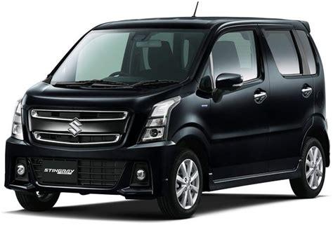 New Suzuki Wagon-R Stingray Hybrid Front photo, image ...