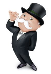Mr. Monopoly - The Forbes Fictional 15