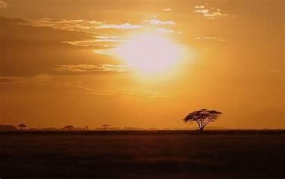 Desktop Africa Wallpapers African Sunset Backgrounds 1680