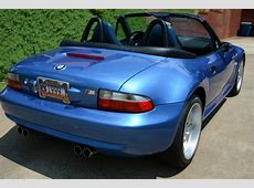 1999 BMW M Roadster German Cars For Sale Blog