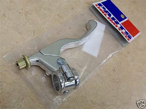 New Shorty Front Brake Lever Perch Assembly Suzuki Rm Pe
