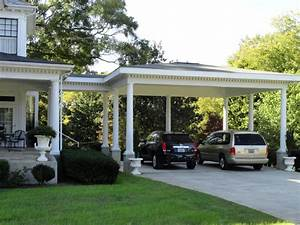 Luv this carport Garden and Outdoor Spaces Pinterest