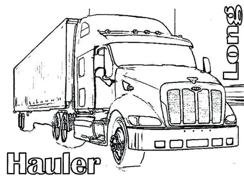 kenworth coloring pages  getcoloringscom  printable colorings pages  print  color
