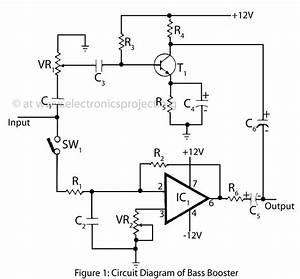Bass Booster  U2013 Electronics Project