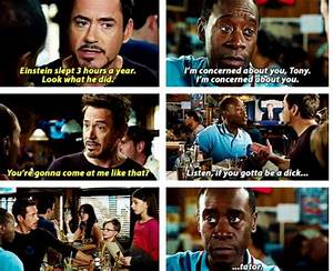 Best save of al... Rhodey Quotes