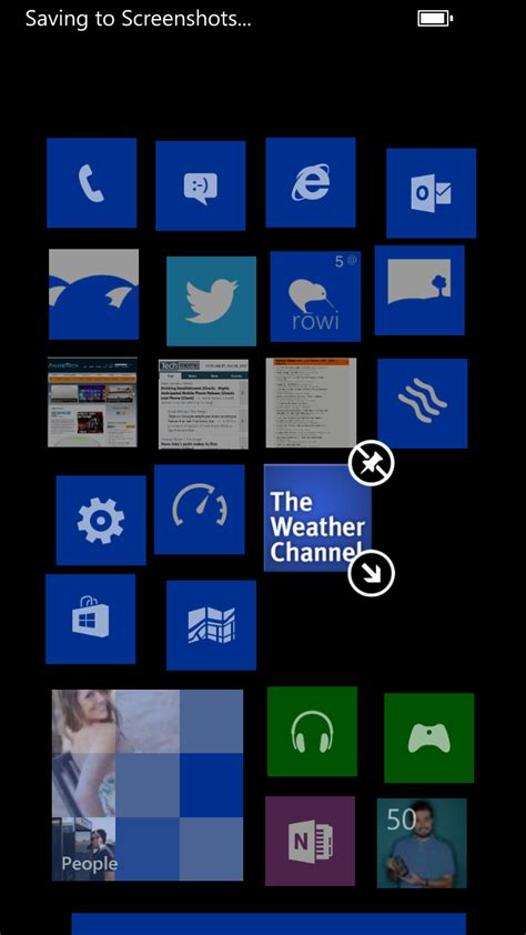 tile for phone live tiles lock screen maps hubs windows phone 8 and