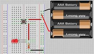 How To Use A Breadboard And Build A Led Circuit
