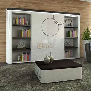 meuble tv porte coulissante mobilier design decoration With attractive meuble tv sur mesure design 4 meuble tv living bibliothaque laque bicolore portes