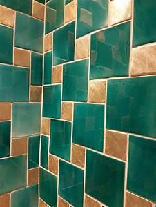 Art Et Carrelage : les 16 meilleures images du tableau art deco salle de bain ~ Melissatoandfro.com Idées de Décoration