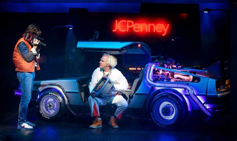 You don't have to imagine anymore thanks to back to the future: Back To The Future: The Musical - Manchester Opera House - The Reviews Hub