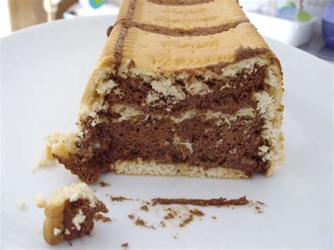 gateau aux petit beurre et 224 la mousse au chocolat recette