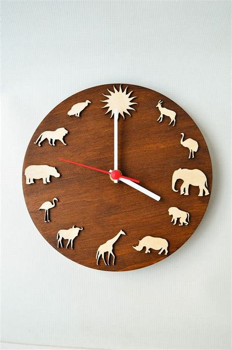 25 unique wooden clock plans 25 unique wooden clock ideas on wood clocks