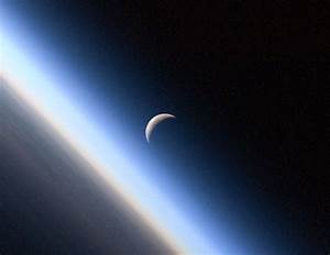 Earth's Atmosphere: A Thin Blue Line, Not an Endless ...