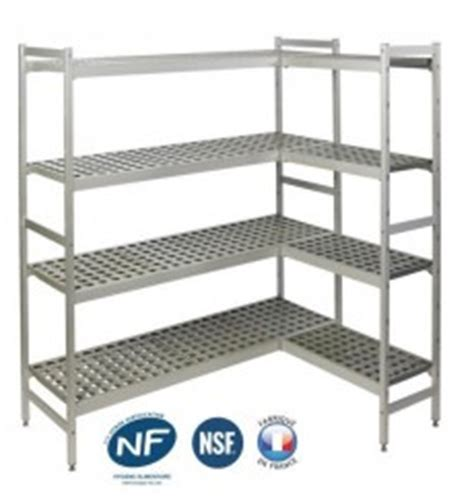 etagere pour chambre froide rayonnage chambre froide 233 tag 232 re chambre froide