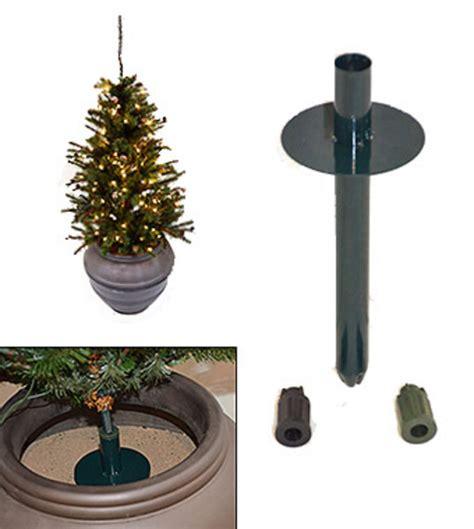 stake christmas trees christmas decore
