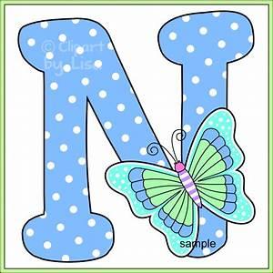 alphabet letters clipart With alphabet letter art