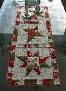 Christmas Quilted Table Runner Patterns