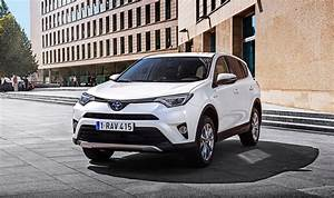 Toyota Rav4 Dynamic Edition : 2016 toyota rav4 hybrid one limited edition marks european debut of the prius suv autoevolution ~ Maxctalentgroup.com Avis de Voitures