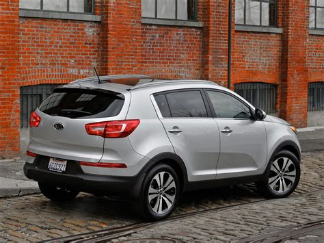 Kia Models 2013 by 2013 Kia Sportage Iii Pictures Information And Specs