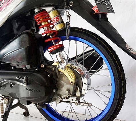 jual yss k series sok shockbreaker tabung atas for motor