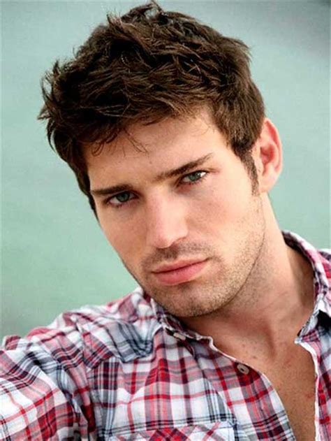 Brown Hair On Guys by 15 With Brown Hair Mens Hairstyles 2018
